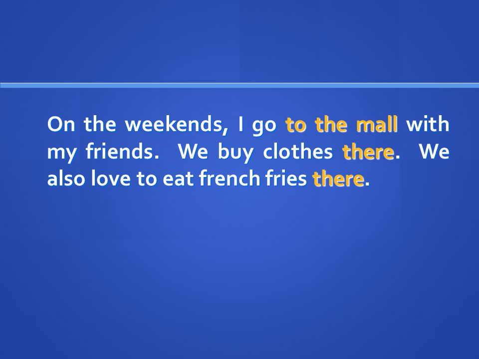 This also occurs in the French language!