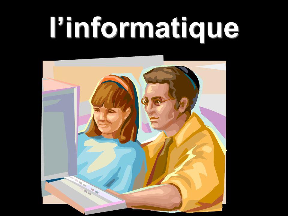 linformatique