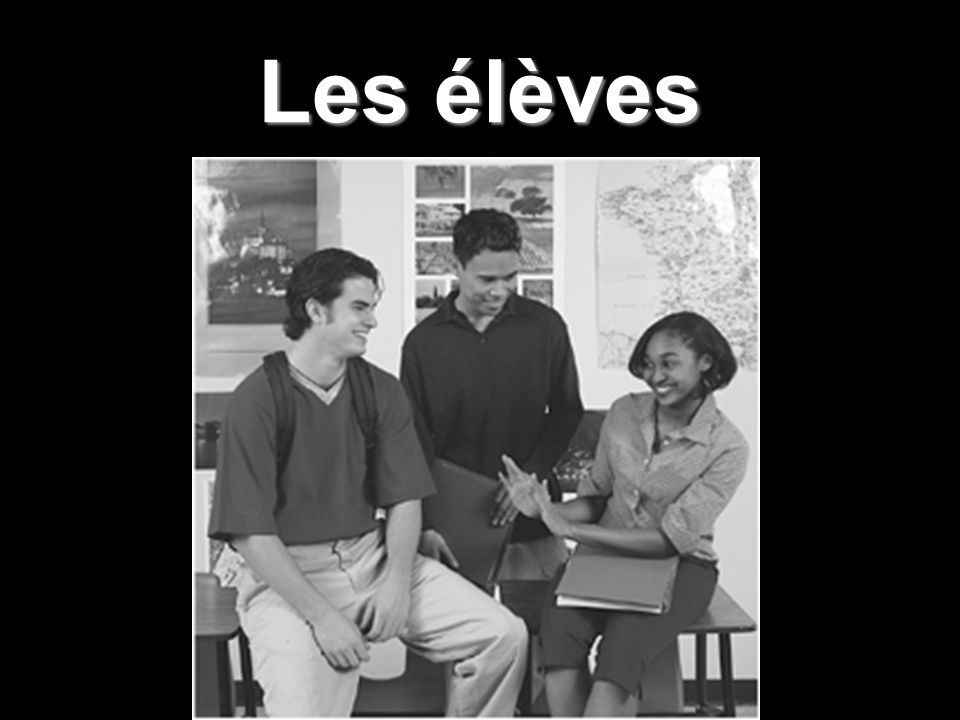 Which definite article is needed: ______ professeur ______ classe ______ amie ______ ami ______ cours ______ amis ______ soeurs