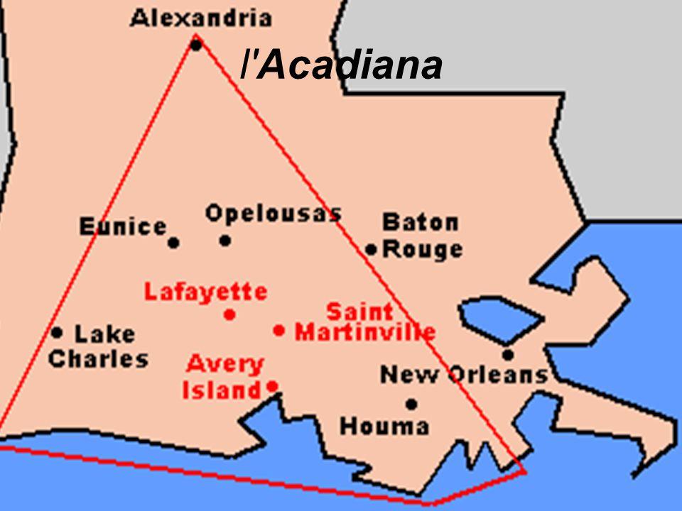 l Acadiana