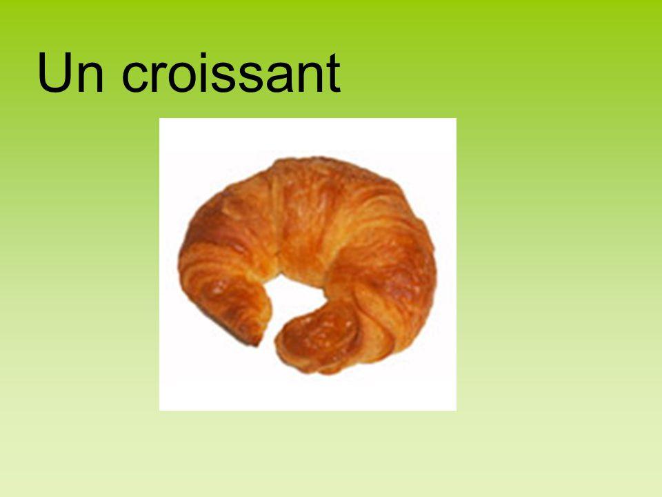 Francoflash Le petit déjeuner