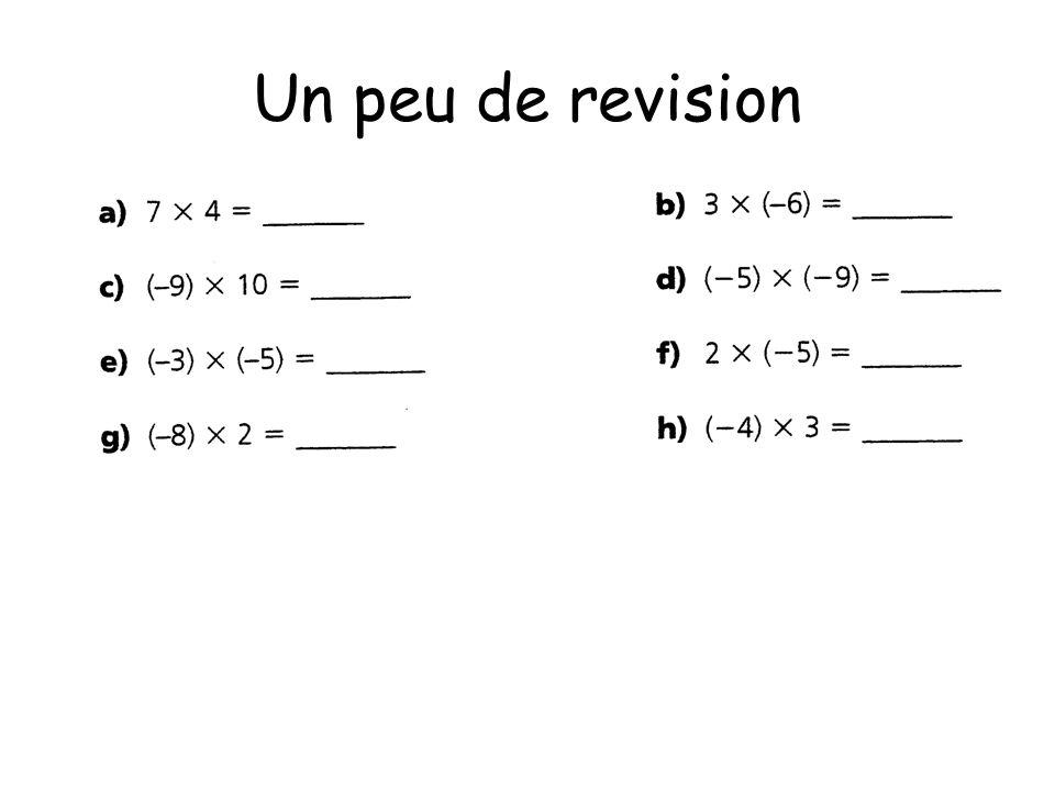 2.1 Les Exposants et Leurs Racines Pages 52-57 But: Utilisez les exposants pour représenter les multiplications répétées.
