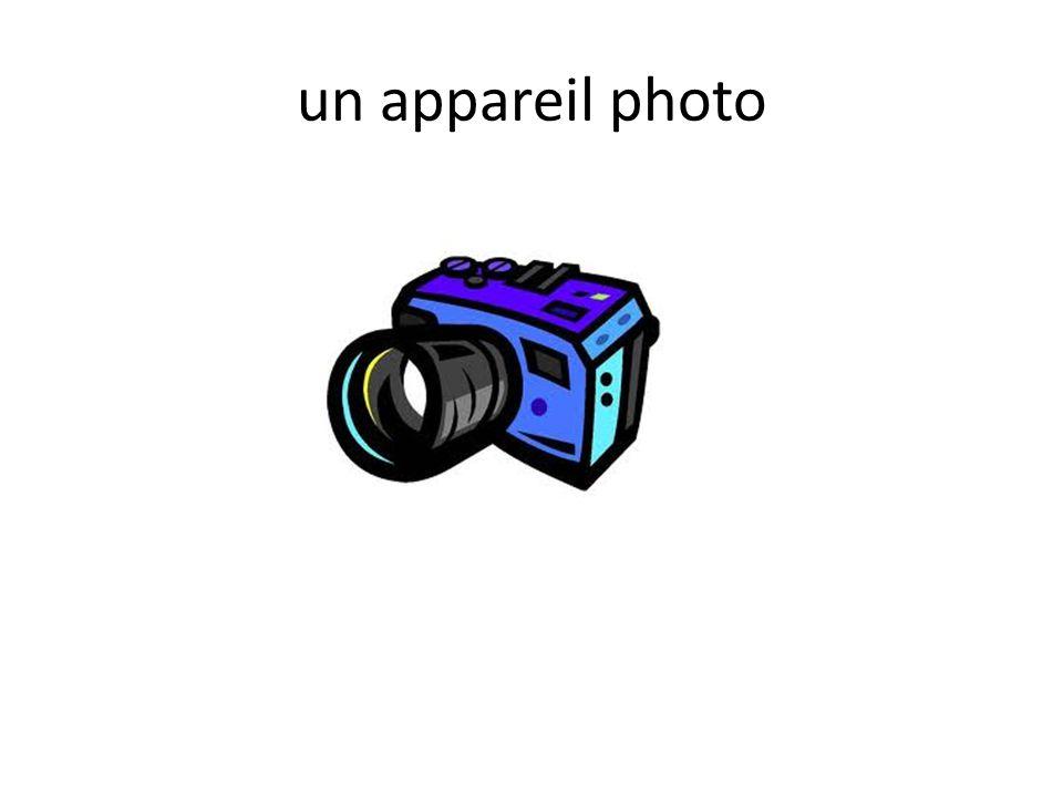 un appareil photo