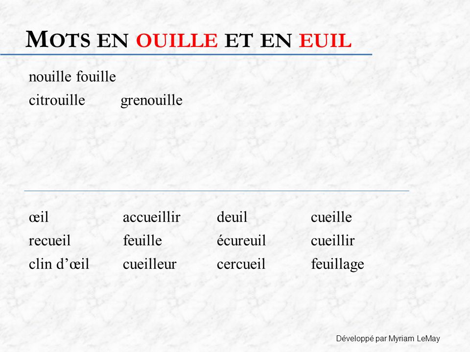 C = before i or e = « s » merci (does not need ç) C = before other letters = k = café Ç = like s = français Ch = « sh » chanter