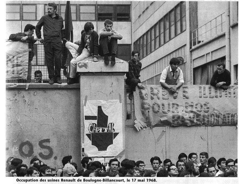 Séance 3 – La France contestataire Comment les Français expriment-ils leur désir de réformes dans les années 1960 ?