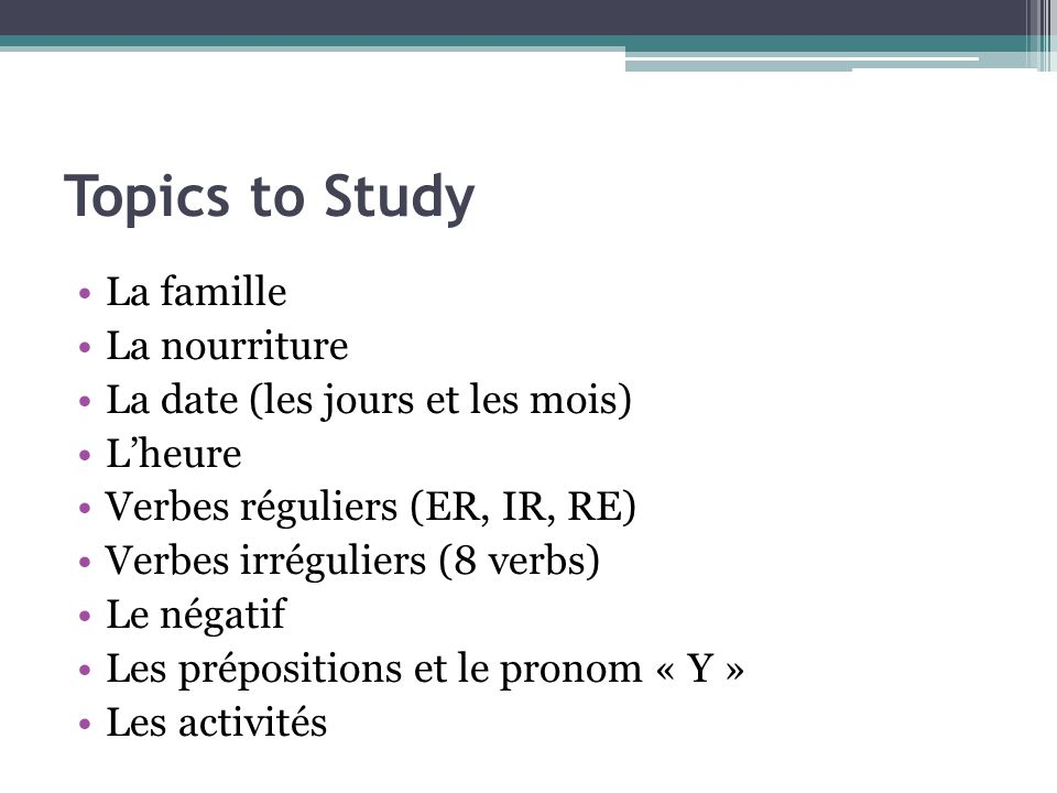 Sample Questions Q: What is a cookie in French.A: un biscuit Q: What is some milk in French.
