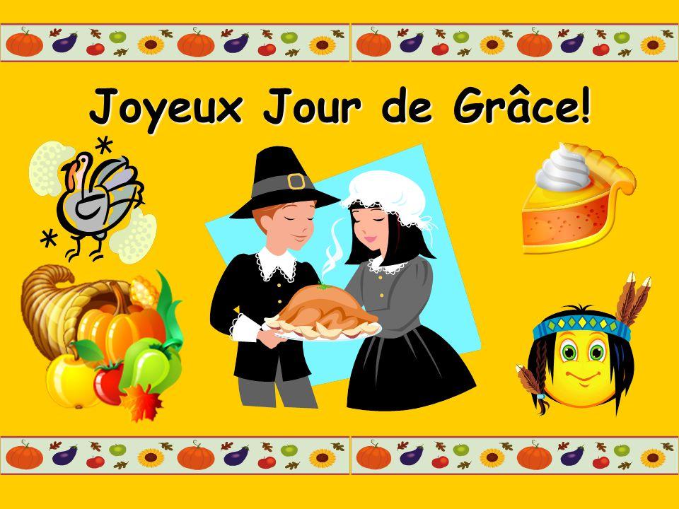 Joyeux Jour de Grâce!