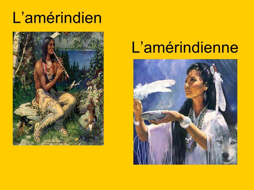 Lamérindien Lamérindienne