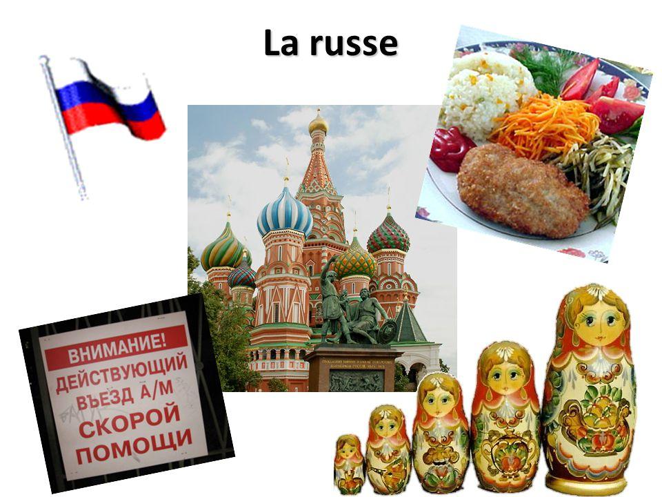 La russe