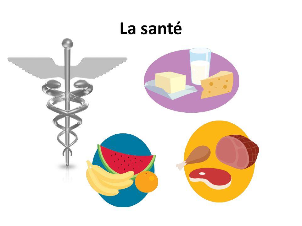 La santé