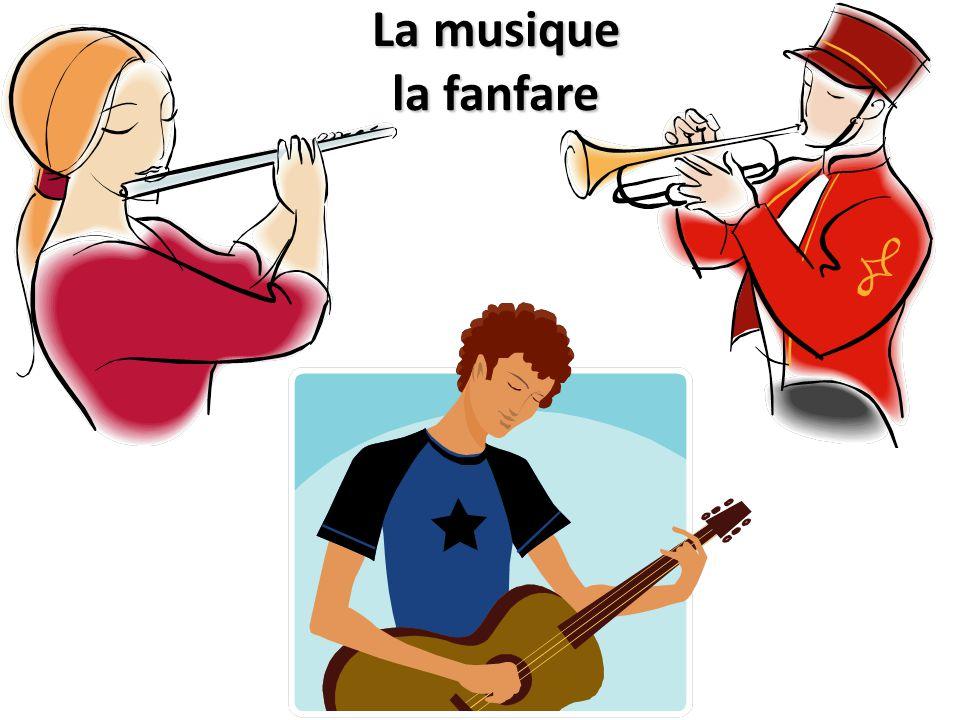 La musique la fanfare