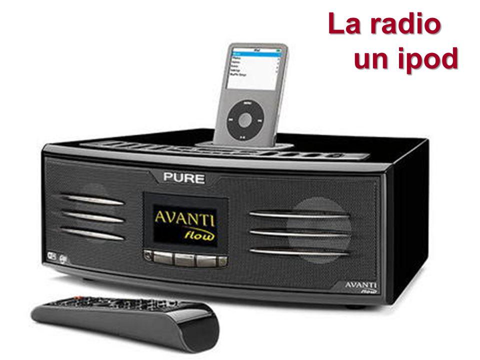 La radio un ipod