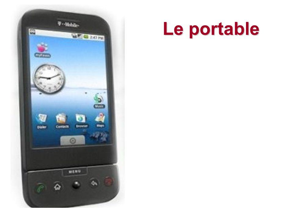 Le portable