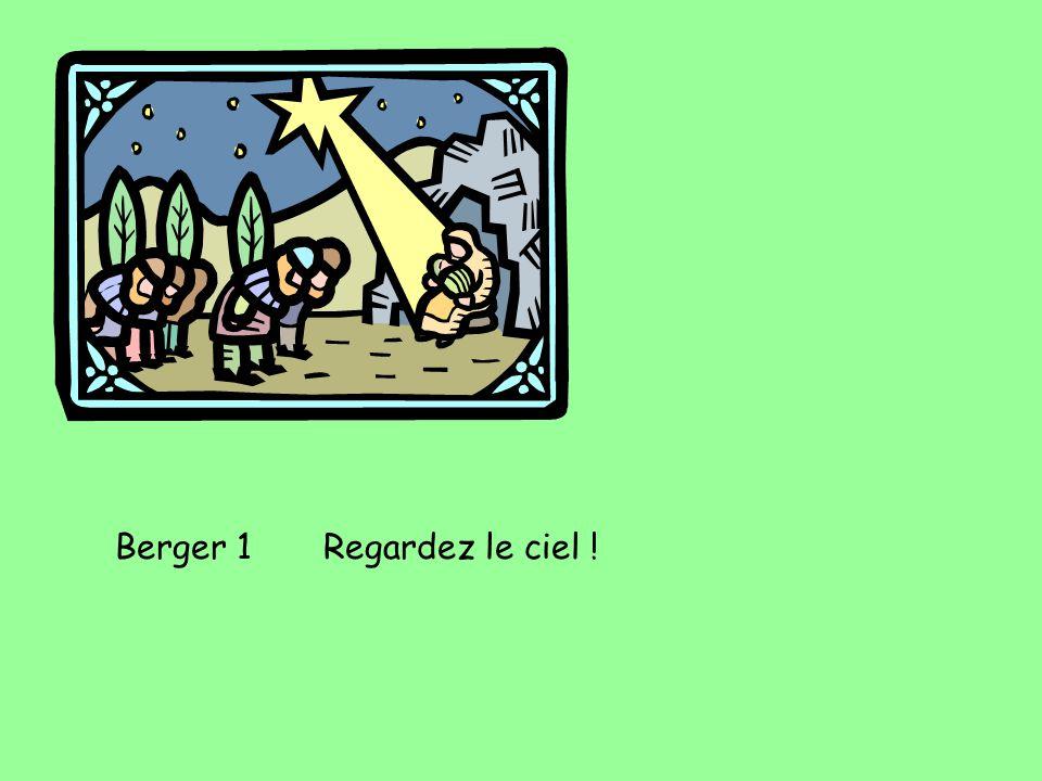 Berger 1Regardez le ciel !
