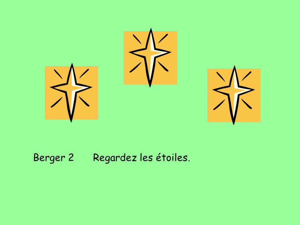 Berger 2Regardez les étoiles.