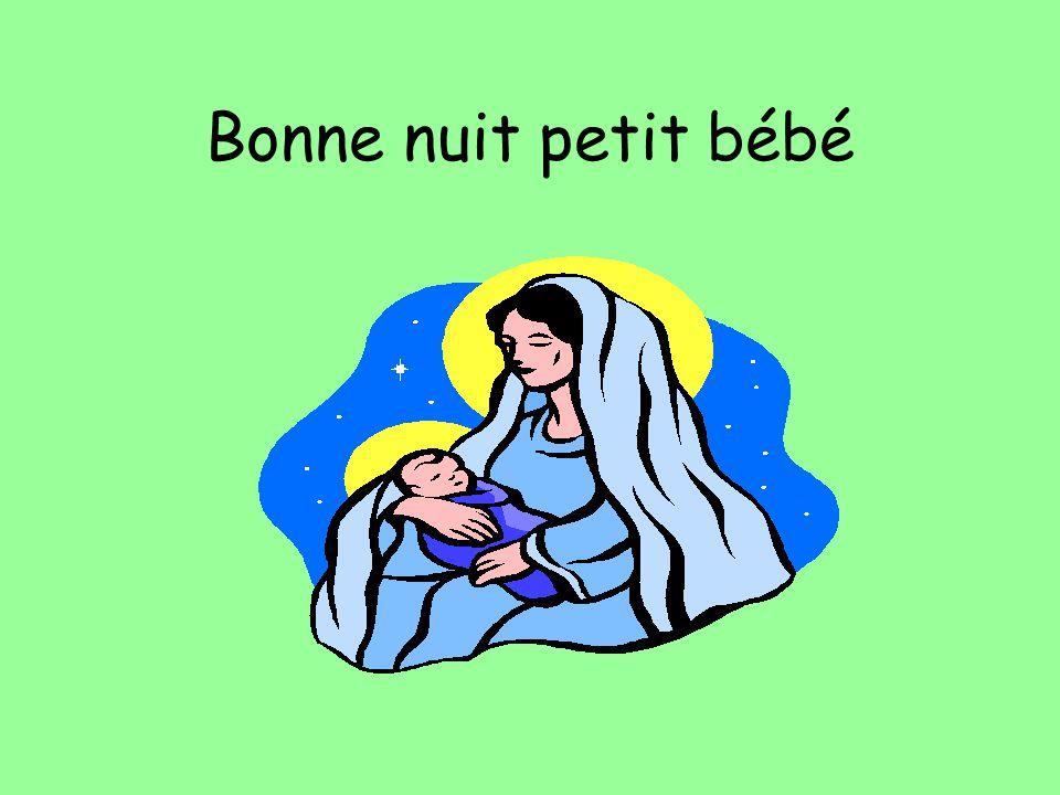 Bonne nuit petit bébé