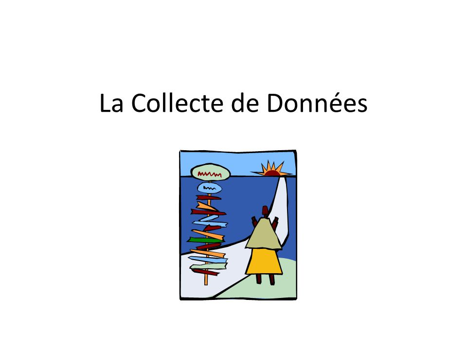 La Collecte de Données