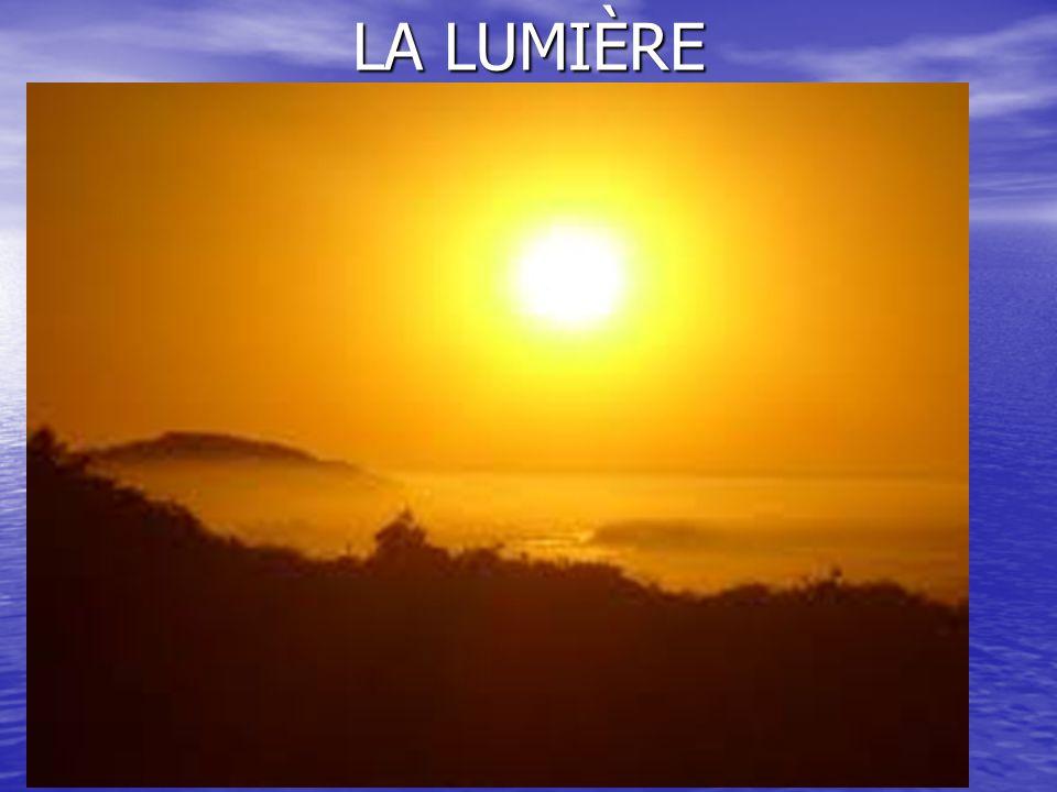 LA LUMIÈRE