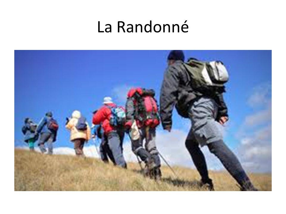 La Randonné