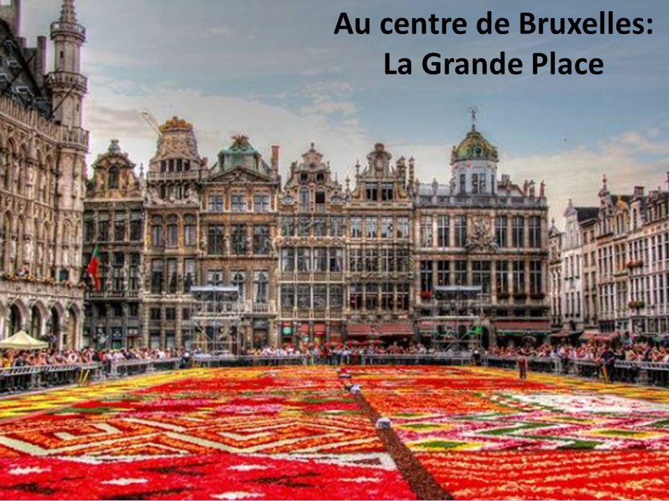 Au centre de Bruxelles: La Grande Place