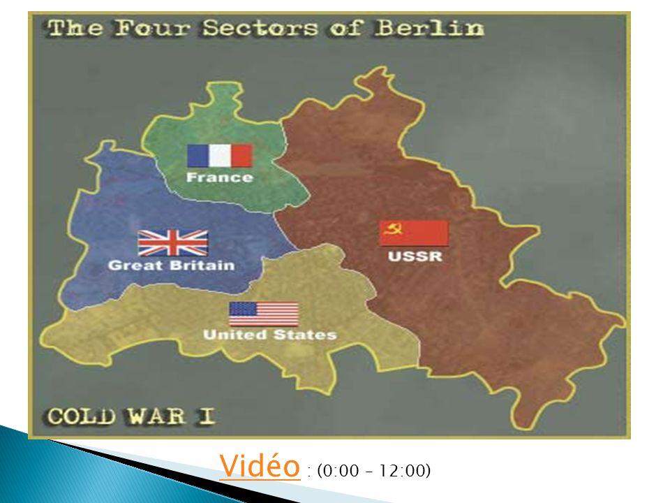 Le 19 mars, 1948, lUnion Soviétique arrête de coopérer avec le conseil Interallié.