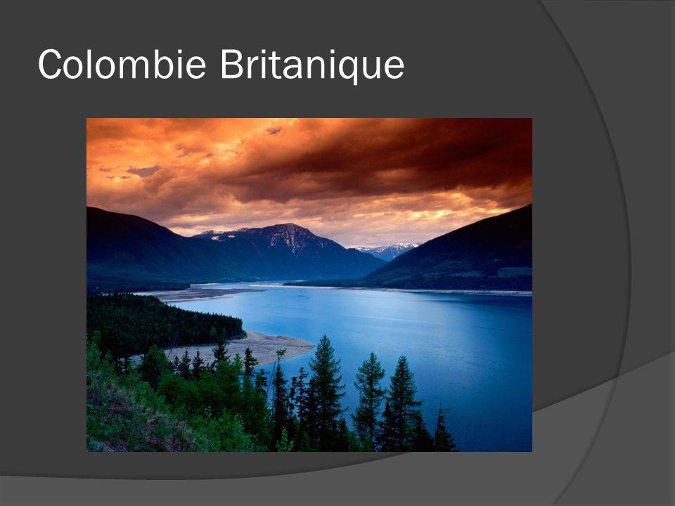 Colombie Britanique
