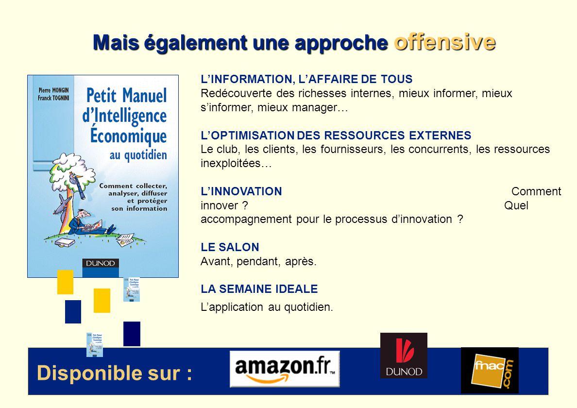 Disponible sur : COMPRENDRE UNE SITUATION......EN UNE ILLUSTRATION « Appliquer la prudence à toutes les circonstances » « Observer et sétonner pour innover »