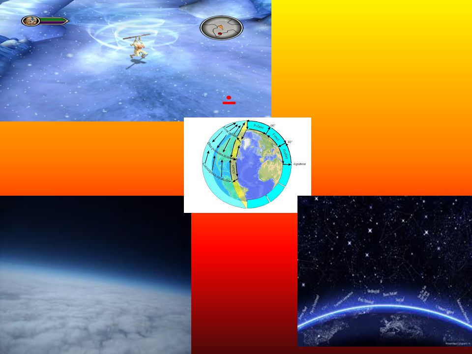 Pollution de latmosphère animation