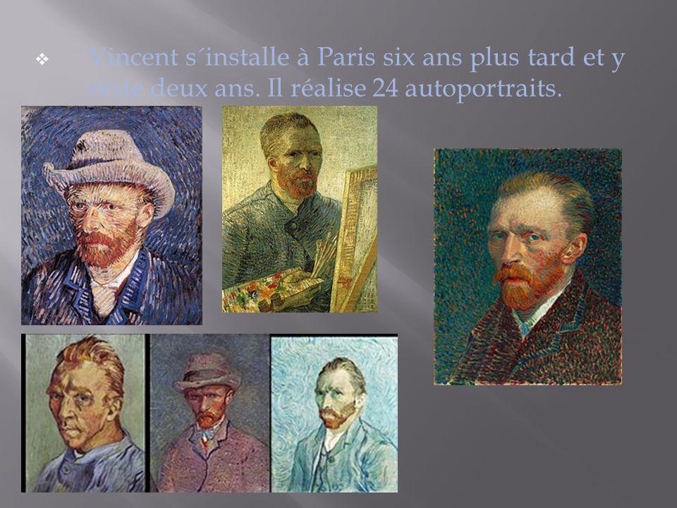 Vincent Van Gogh est un célèbre peintre néerlandais, né le 30 Mars 1853 à Groot Zundert qui situe en Hollande et mort le 29 juillet 1890 à Auvers-sur-