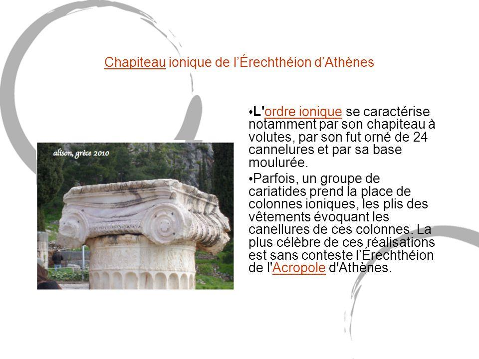 N°5 LHéphaïsteion est le seul monument encore debout de lAgora dAthènes
