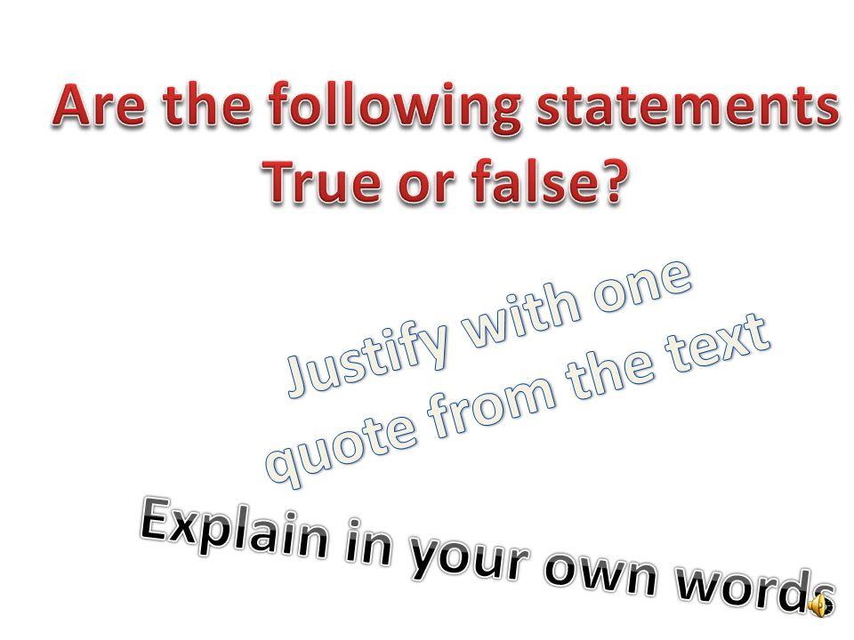 Pour comprendre les énoncés (écrits en anglais), il va vous falloir connaître du vocabulaire spécifique…