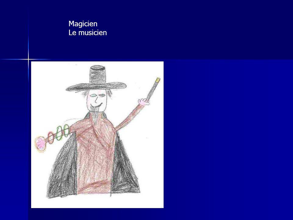 Musique et paroles de Jean Babiol, chant et illustrations par les enfants de lécole Zunino 1 (cm1 & cm2) Le magicien