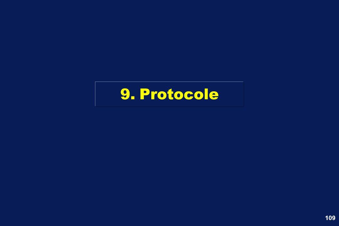 109 9.Protocole