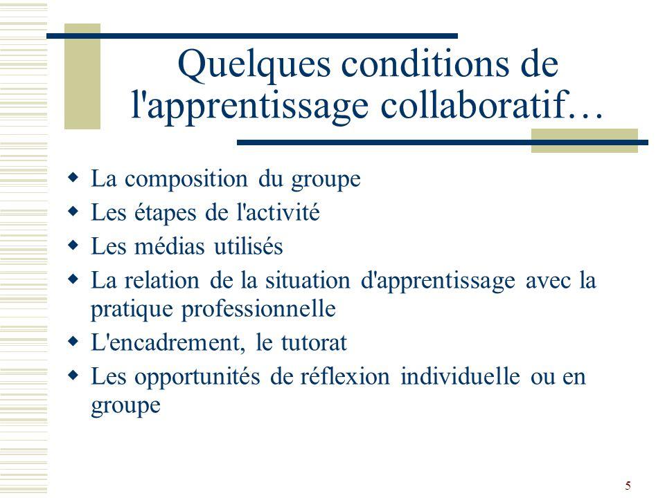6 Le projet Learn-Nett 6 institutions belges et suisses 44 étudiants 13 tuteurs et animateurs 11 groupes travaillant en collaboration 1 campus virtuel http://www.icampus.ucl.ac.be 5 professeurs