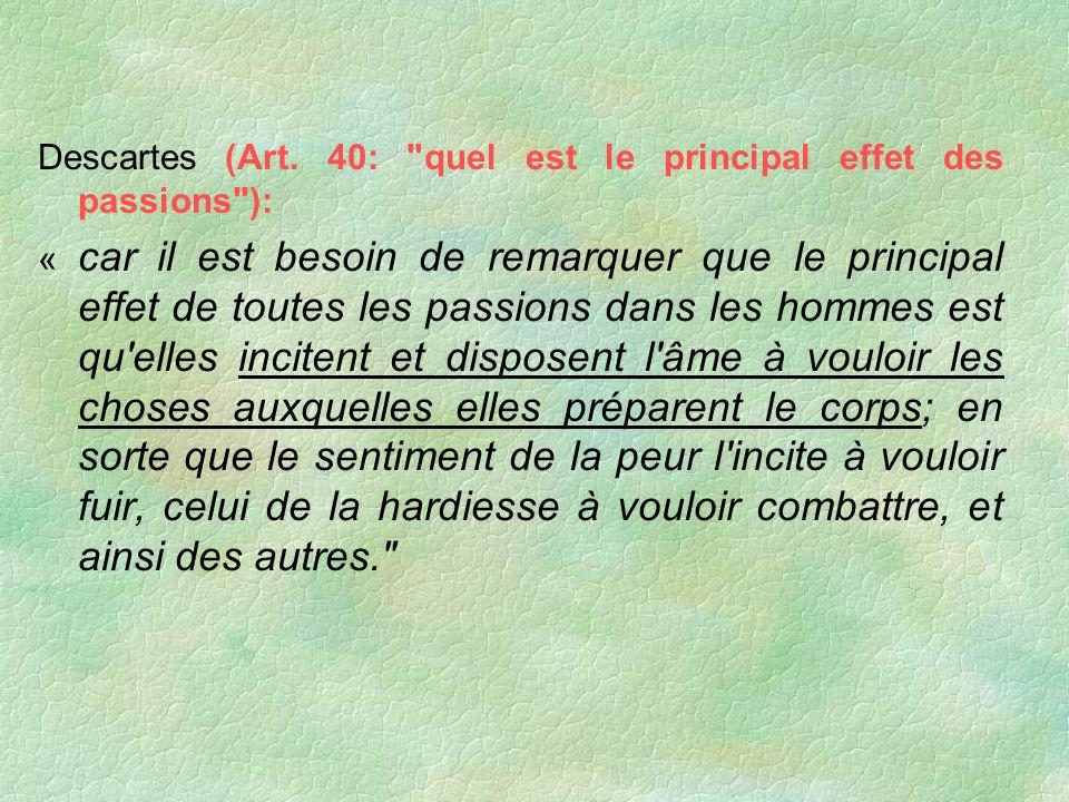 Descartes (Art. 40: