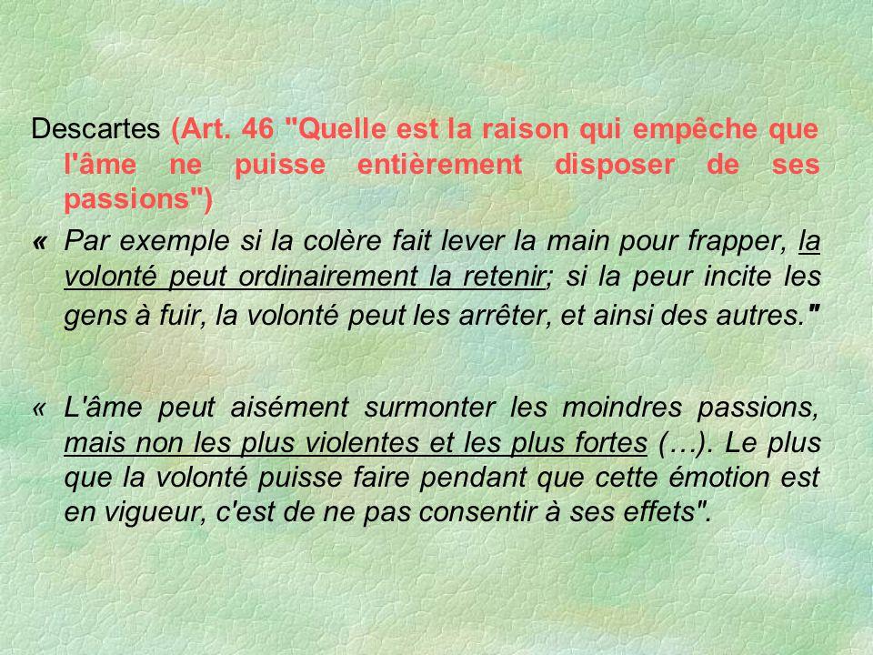 Descartes (Art. 46