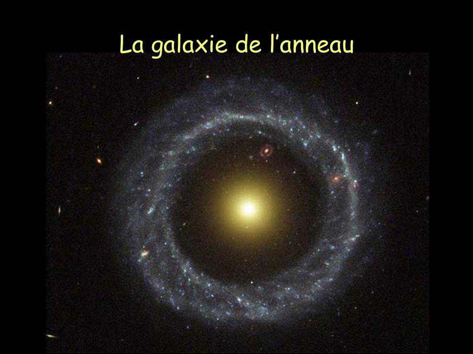 La galaxie de lanneau