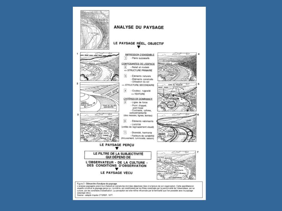 La géographie de 1950 à 1970 Courants principaux –Hägerstrand – Géographie rurale, Diffusion (Suède) –Economie spatiale (USA) ((Berry) Chicago) Modèle dinteraction (étude des flux) Modèle gravitaire (flux et distance) Modèle des lieux centraux –Europe (Haggett, Beguin, Benzecri) –Behaviorisme (comportement et perceptions) Bailly (Suisse) APPORT SURTOUT METHODOLOGIQUE REVOLUTION QUANTITATIVE AVANT QUE DETRE THEORIQUE