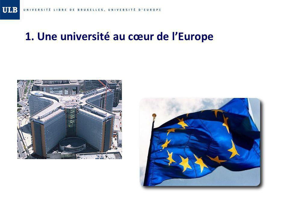 1. Une université au cœur de lEurope