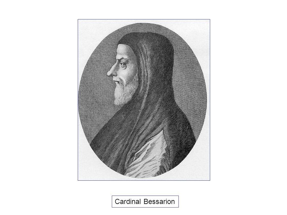 Cardinal Bessarion