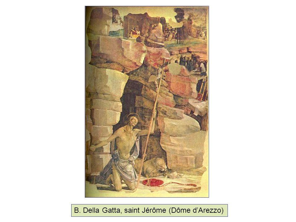 B. Della Gatta, saint Jérôme (Dôme dArezzo)