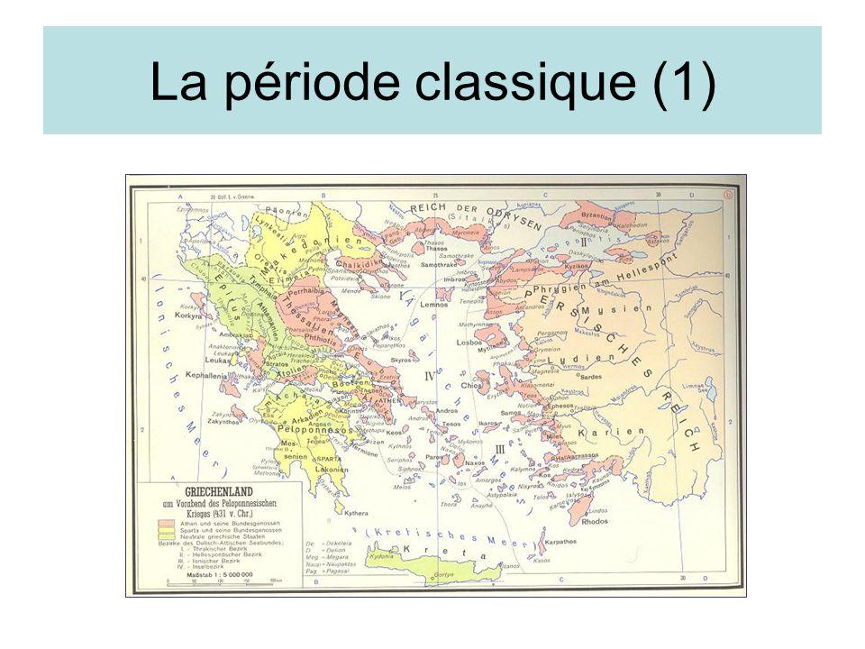 La civilisation alexandrine