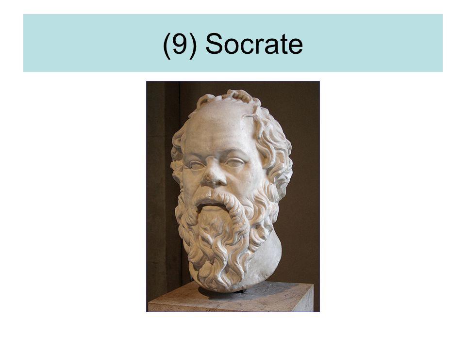 (9) Socrate