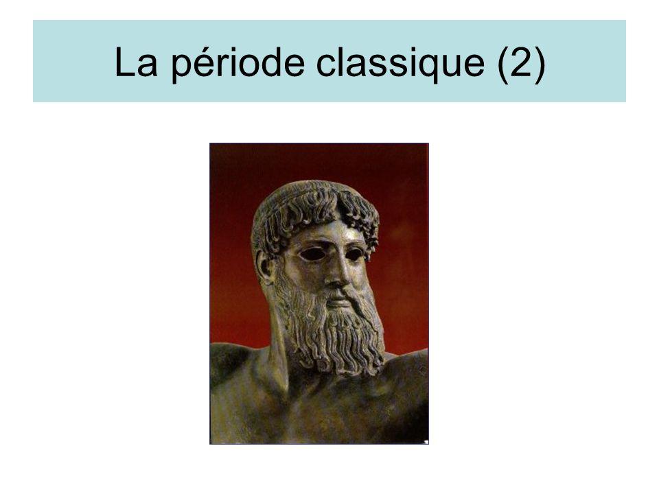 La période classique (3)