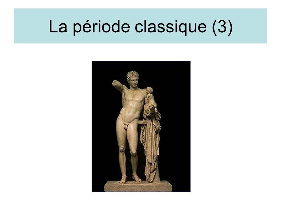 La période alexandrine (1)