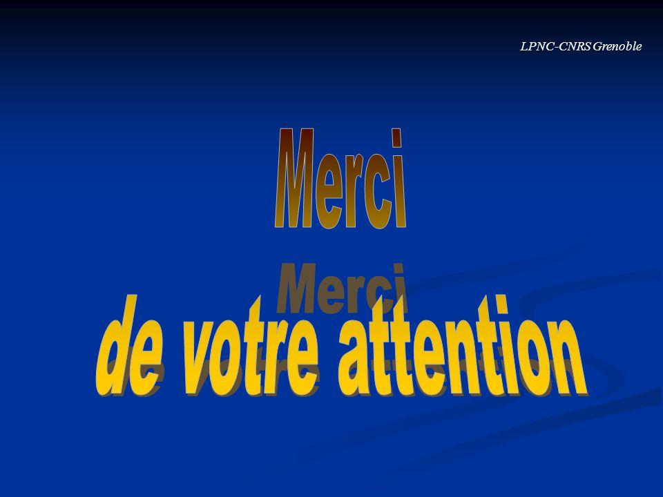 LPNC-CNRS Grenoble