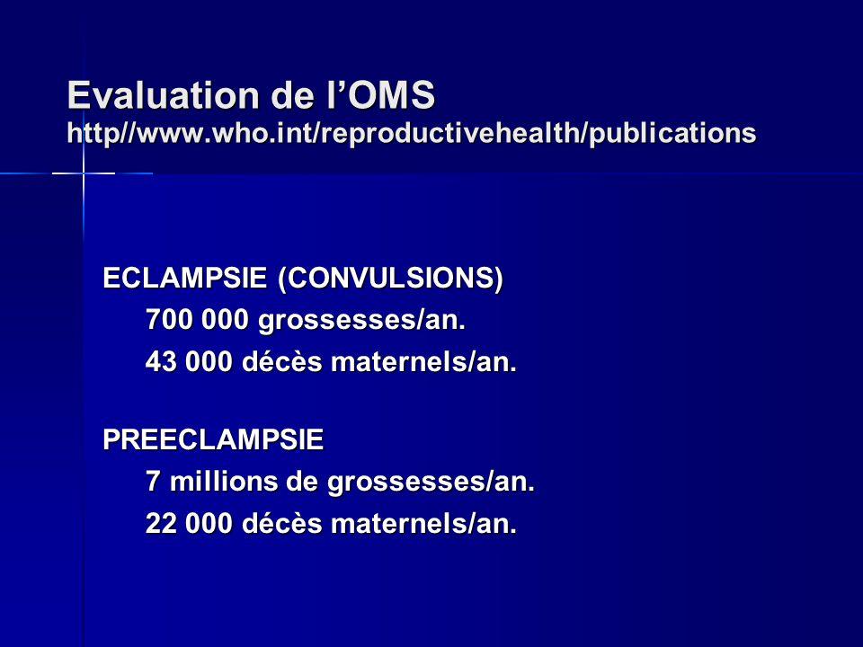 VI.Est-ce que tout est un problème immunologique dans la prééclampsie.