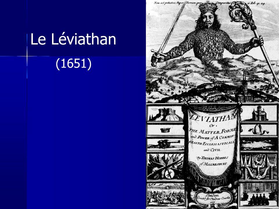 Le Léviathan (1651)