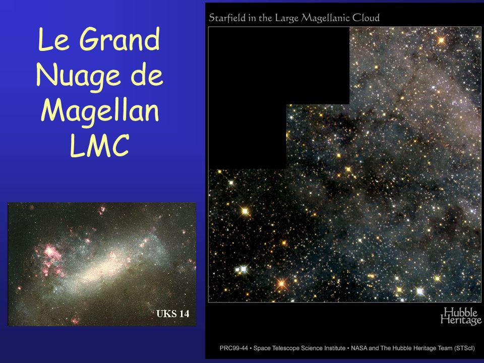 Le Grand Nuage de Magellan LMC