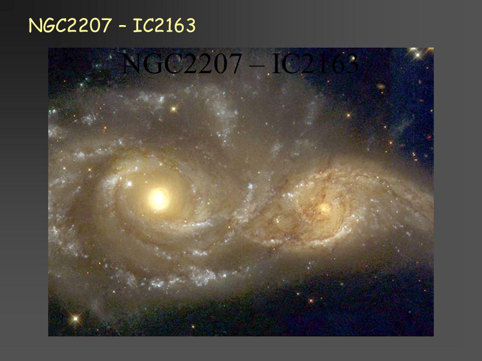 NGC2207 – IC2163
